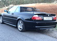 Black BMW 330 2004 for sale