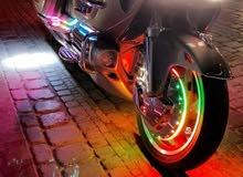 هوندا دراجة نارية جولد وينج