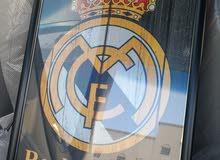 لوحة ريال مدريد للبيع
