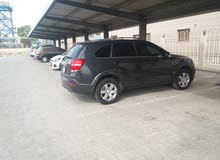 Chevrolet Captiva LT 2017 Model, 2.4L 4 Cylinders