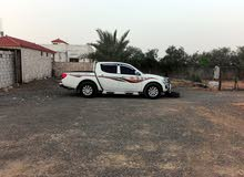 0 km Mitsubishi L200 2012 for sale