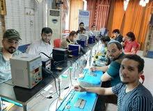دورات تدريبية لتعليم صيانة الموبايل في بغداد