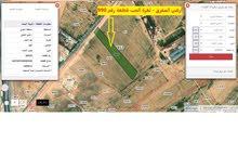 أرض مساحة القطعة كاملا 14 دونم (14000 متر مربع) في المفرق ثغرة الجب