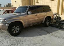 Nissan Patrol 1999 For sale - Gold color