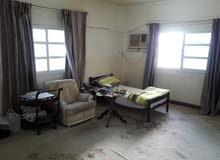 غرفة ماستر كبيرة و مفروشة