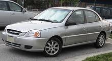 كيا ريو RS موديل 2003 للبيع  او البدل بسعر مغري جدا