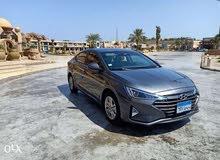 هيونداى النترا ad 2020 للايجار بدون سائق