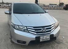 Honda City 2013 , silver color