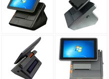 "9.7""All in one touch POS system"