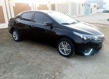 Toyota Corolla special edition 2015 family used car for sale