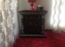 غرفة نوم صينية 6 قطع 100 دينار