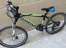 دراجه mascot نظيف