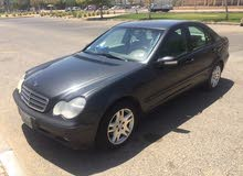 For sale 2002 Grey C 200