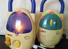 جهاز مراقبة اطفال