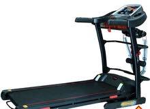 اجهزة رياضية مشي جري و ركض مع رجاج تكسير الدهون 3 حصان تريدميل بالتقسيط بدون فائدة من بركة للرياضة