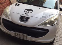 Peugeot 206 in Baghdad