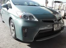 تويوتا بريوس 2012 قاطعة مسافة 50 الف بسعر مناسب