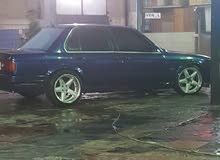 BMW 320 1985 For sale - Blue color