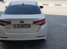 Used Kia Optima in Ajman