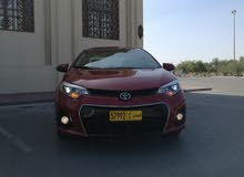 Red Toyota Corolla 2014 for sale