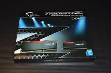 رامات G.Skill Trident Z 16GB DDR4 جديد !
