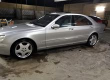 Mercedes Benz S 500 2000 For Sale