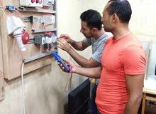 هندسة الكهرباء الصناعية والمنزلية