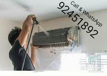 صيانة و تنظيف و إصلاح المكيفات أرخص اسعار ac service