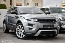 Land Rover Range Rover Evoque car for sale 2013 in Amman city