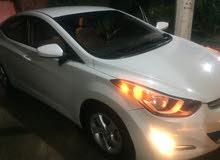 Gasoline Fuel/Power   Hyundai Elantra 2015