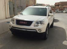 قطع غيار GMC أكاديا 2009 الى 2007