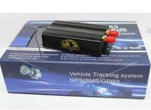 جهاز تتبع وحماية للسيارات