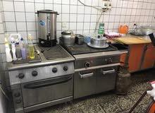 طباخ و شواية همبركر كهربائي