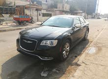 Black Chrysler 300C 2016 for sale