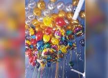 مطلوب منسق بالونات للعمل في محل في مرج الحمام