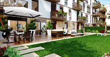 Apartment 208 m for sale in the courtyard