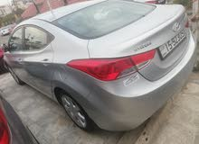 Gasoline Fuel/Power   Hyundai Avante 2012