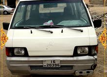 Manual White Mitsubishi 1988 for sale