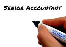 ابحث عن عمل -- محاسب اول  + مدقق حسابات + مدير حسابات ***  خبرة 14 سنة بمصر والسعودية ***
