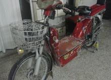 دراجة كهرايئية santa motor