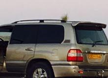 Toyota Land Cruiser car for sale 2003 in Salala city