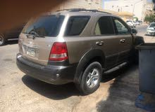 Gasoline Fuel/Power   Kia Sorento 2005