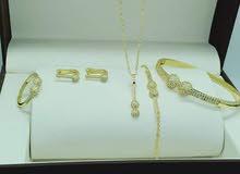 باك الافراح (سنسلة-خاتم_برسلي_حلقات)..لك سيدتي مجموعة من المجوهرات لمسة الافراح