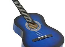 Acoustic Guitar Best Design With Guitar Case