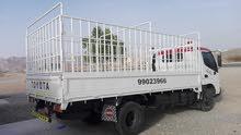 شاحنة نقل عام 4 طن العامرات مسقط