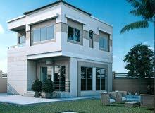 للبيع فيلا سكنية جديده في إمارة عجمان منطقة مصفوت بسعر 600 الف %%S