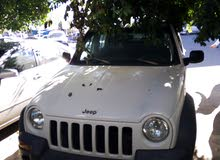 180,000 - 189,999 km Jeep Liberty 2002 for sale