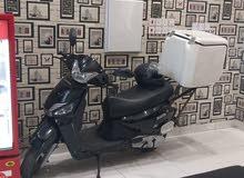 للبيع  دراجه ناريه Mahindra موديل 2017
