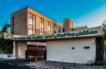 يعلن مستشفى جدة الوطني الجديد عن حاجته استشاريين