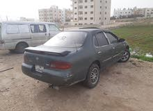 Automatic Green Nissan 1993 for sale